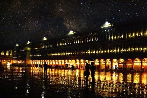 【ベネチア】水の都の夜景が美しい。 - きまぐれ女子のぶらり世界周遊生活♡