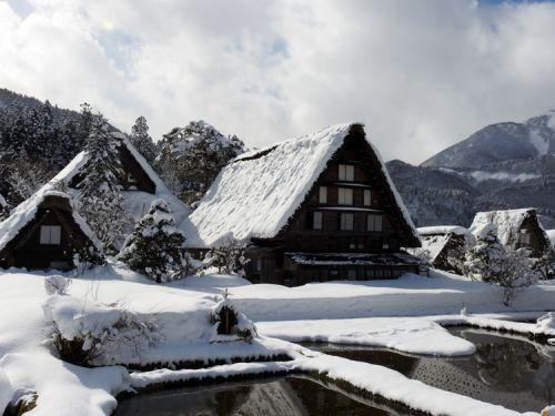 最強寒波が去っても寒いですよ~!白川郷の冬旅  暖かくしてお出かけしましょう(^^♪