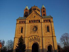 ドイツ第2の世界遺産「シュパイヤー大聖堂」世界最大のロマネスク様式大聖堂|ドイツ|トラベルジェイピー 旅行ガイド