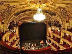 オーストリアの世界遺産「グラーツオペラ」優美な講堂にうっとり!|オーストリア|トラベルジェイピー 旅行ガイド