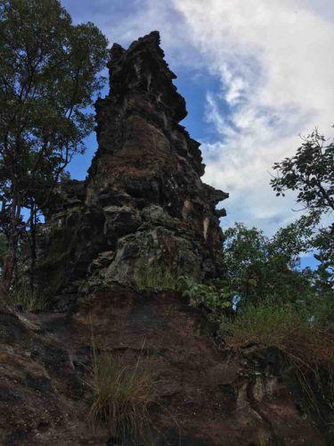 #アンコールワット日本語ガイドトム(523)#アンコールワット郊外のプノンクーレン国立公園アドベンチャーツアー