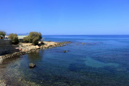 【ギリシア】2日目(その3) クレタ島の旅 エーゲ海沿いの道~ハニア ヴェネツィアン・ポート