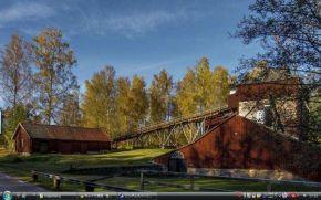 エンゲルスバーリの製鉄所 - スウェーデン 世界遺産 写真・壁紙集