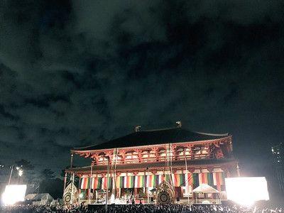 301年振りの再建 世界遺産「興福寺中金堂」