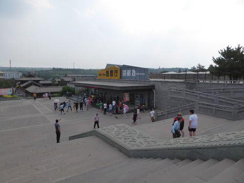 週末中国 大同  その15 世界遺産の雲崗石窟。