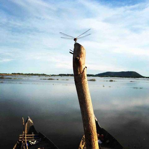 #アンコールワット日本語ガイドトム(540)アンコールワット(シェムリアップ)郊外にあるおすすめの夕日観賞スポット、トンレサップ湖