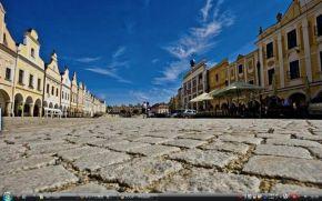 テルチ歴史地区 - チェコ 世界遺産 写真・壁紙集