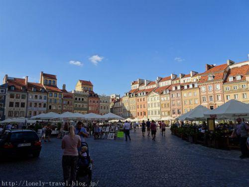 ポーランド旅行記37 【世界遺産】バルバカンを見て、ヴェーデルでコアラのマーチを買う