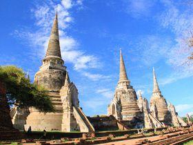 アユタヤ観光の中心!ワット・プラ・シーサンペット&周辺おすすめ遺跡|タイ|LINEトラベルjp 旅行ガイド