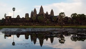 るびーまま 世界遺産 アンコール・ワット  カンボジア  その1 - ルビーの人生日記