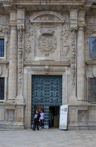 スペイン北部&ポルトガル紀行 その13 世界遺産・サンティアゴ・デ・コンポステーラのカテドラル周辺の見どころ積み残し