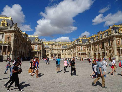 世界一周 フランス④ヴェルサイユ宮殿 - ぺんさんの殴り書き日記