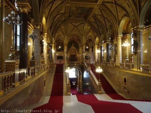 ハンガリー旅行記22 【世界遺産】豪華過ぎる国会議事堂のガイドツアー(後編)