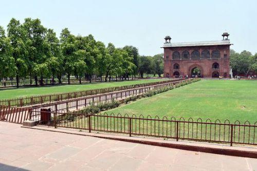 インドの旅~⑩続 世界遺産 レッド・フォ-トの建造物群
