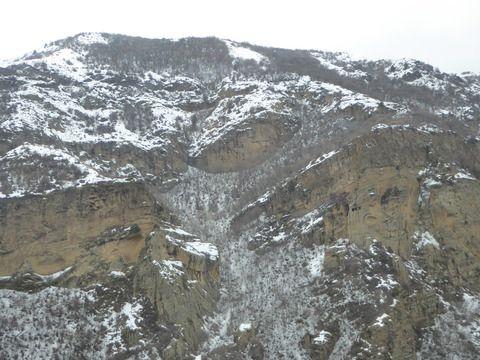 コーカサス旅行 その58 世界遺産ゲガルド修道院。