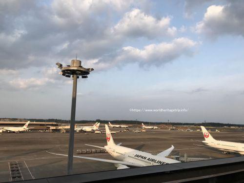 JALエコノミー席で成田空港からシドニー空港へ!シドニー旅行ブログその1(世界遺産旅行記)