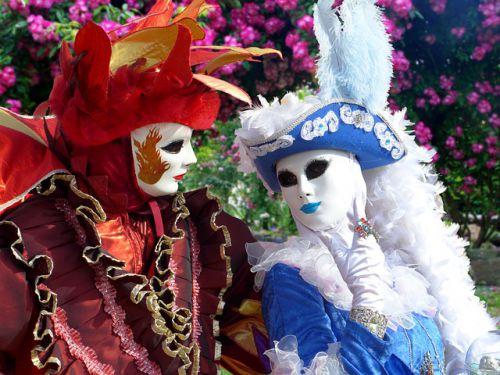 【2020年開催】魅惑の仮面が美しいイタリア・ベネチアのカーニバルへの参加方法と基本情報