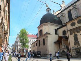 レトロなトラムに乗って!世界遺産の街ウクライナ「リヴィウ」の街歩き ウクライナ LINEトラベルjp 旅行ガイド