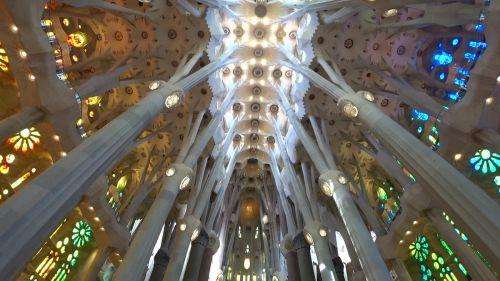 バルセロナで建築物を巡る2 ガウディ建築【サグラダ・ファミリア聖堂】編 - SAPPOROベースでマイレージ旅行
