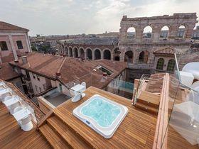 アレーナから徒歩1分!伊・ヴェローナ「ホテル ミラノ&スパ」|イタリア|LINEトラベルjp 旅行ガイド