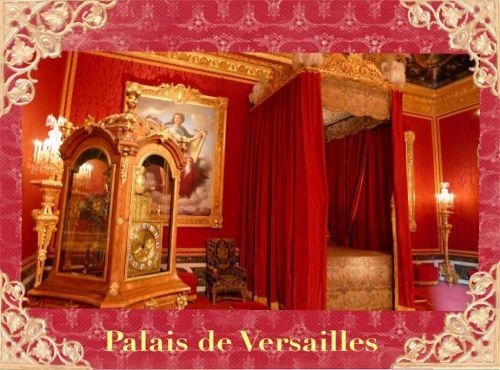 ヴェルサイユ宮殿 ゴールド✖️レッド ルーム!!ハネムーン旅行記2014 フランス&イタリア♪ - インド舞踊!絵画モデルで活躍中のねことぬいぐるみの人形劇ブログ♪ ねこのピンクハッピーライフ