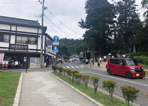 みちのく⑩ 【世界遺産】平泉の中尊寺と金色堂へ - ミズベログ