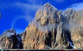 ケニア山国立公園/自然林 - ケニア 世界遺産 写真・壁紙集