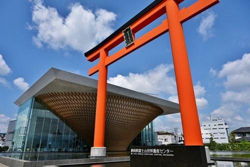 神秘のパワースポット 富士山の聖地へ 富士宮市