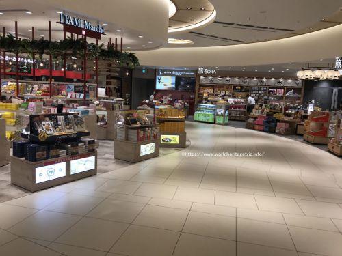 リニューアルオープンした伊丹空港を散策します!JALエコノミーで羽田空港へ!京都旅行ブログその7(世界遺産旅行記)