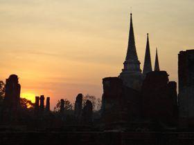 東南アジアで最も栄華を極めたタイの古都「アユタヤ」の遺跡の数々は神秘的で美しい|タイ|トラベルjp<たびねす>