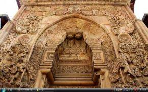 ディヴリーイの大モスクと病院 - トルコ 世界遺産 写真・壁紙集