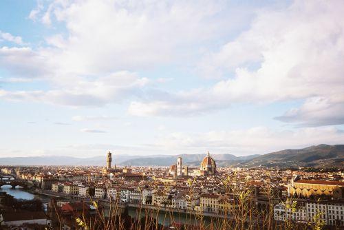 旅に出られない旅人はどうなってしまうのか<その21>「フィレンツェの庭のハーブに包まれたい」 - 「暮らすように旅したい!」 旅のあれこれ ariruariru