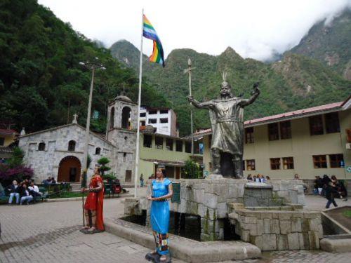 【マチュ・ピチュに最も近い村】マチュ・ピチュ村 (Pueblo de Machu Picchu)