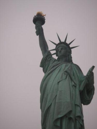 【世界遺産】アメリカの象徴?自由の女神像にご挨拶 - Amy's Diary~Travel, Art, Food and Disney Lover