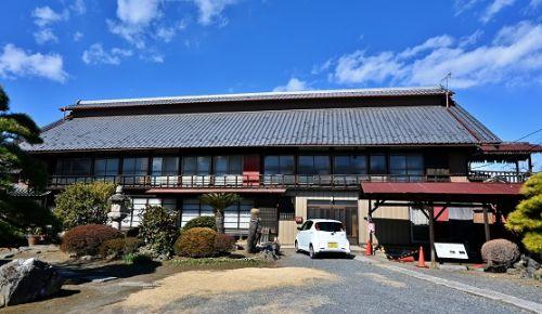 世界遺産 「田島弥平旧宅」  初訪問!
