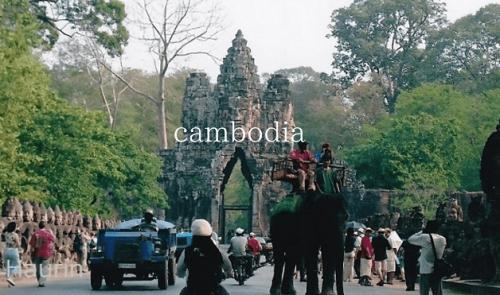 2005年の【カンボジア】の思い出を振り返る【アンコール・トム】 - ハウリンの雑念だらけで生きている