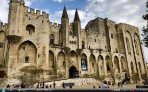 アヴィニョン歴史地区 - フランス 世界遺産 写真。壁紙集