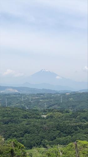 2021年6月11日の富士山 - フリーさらりーまん日記