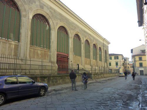 冬のイタリア「ひとりで滞在するフィレンツェ旅!2012年の元日は、フィレンツェの朝の散歩から始まった。」 - 「暮らすように旅したい!」 旅のあれこれ ariruariru
