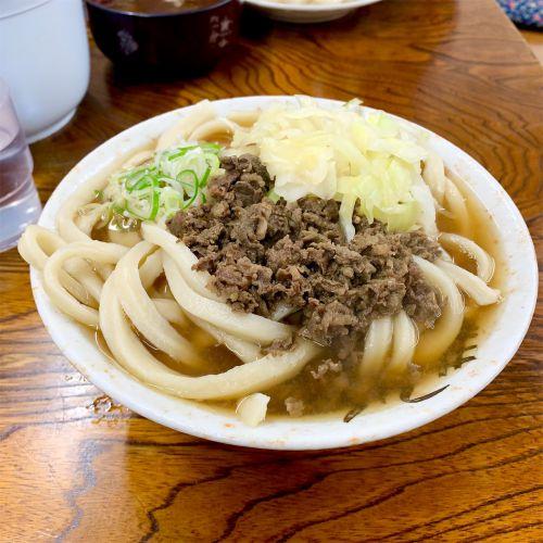 たけ川うどん!コシ強めの吉田のうどんをすする〜ミシュランの表紙、新倉山浅間公園からの富士山〜 - これはとある100kgオーバーの男が美味しいものを食べながら痩せるまでのダイエット成功物語である