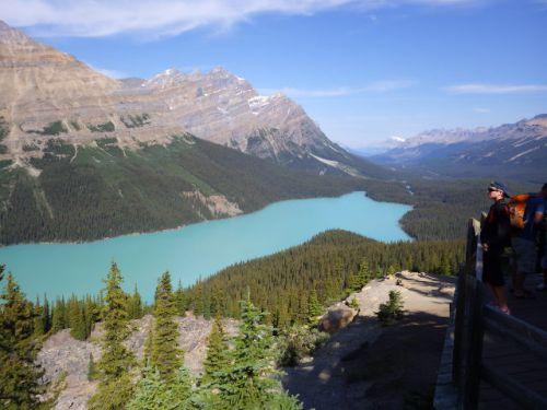【氷河が作り上げた雄大なカナダの世界遺産】カナディアン・ロッキー山脈自然公園群 (Canadian Rocky Mountain Parks)