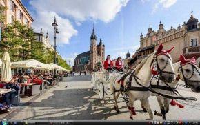クラクフ歴史地区 - ポーランド 世界遺産 写真・壁紙集