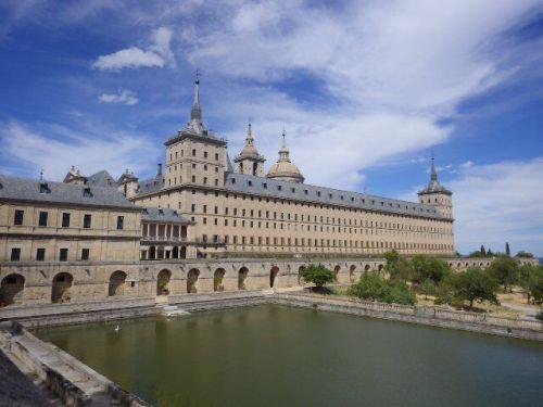 【最盛期のスペインを象徴する世界遺産】マドリードのエル・エスコリアル修道院と王立施設 (Monastery and Site of the Escurial, Madrid)
