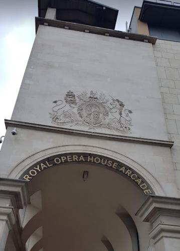 ロイヤルオペラハウスのオープンハウス - 愉快的陳家@倫敦
