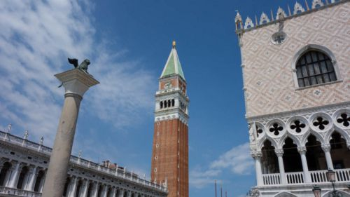 【イタリア】ヴェネツィア一人旅 ー サン・マルコの鐘楼、サン・マルコ寺院、カ・ドーロ - ファンタジーと一人旅と読書